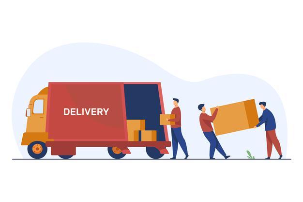 chargement-ouvrier-transportant-boites